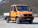 Mercedes-Benz Sprinter Double Cab Dropside 4x4 2009 года