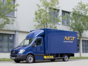 2009 Mercedes-Benz Sprinter NGT Box Van