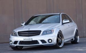 Mercedes-benz C63 Supersport by Kicherer 2009 года