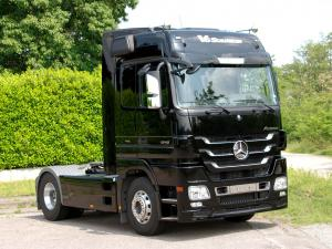 Mercedes-Benz Actros 1848 V6 Solution 2010 года