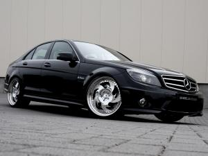 2010 Mercedes-Benz C63 AMG by Wheelsandmore