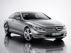 Mercedes-Benz CL500 4Matic 2010 года
