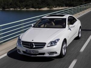 2010 Mercedes-Benz CL500 BlueEFFICIENCY