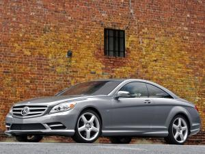 2010 Mercedes-Benz CL550 4Matic