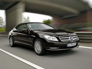 Mercedes-Benz CL600 2010 года