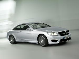 Mercedes-Benz CL63 AMG 2010 года