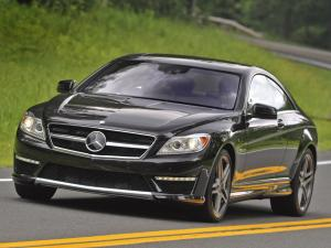 2010 Mercedes-Benz CL65 AMG