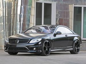 2010 Mercedes-Benz CL65 AMG Black Edition by Anderson Germany