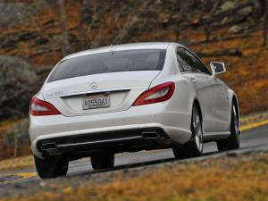 2010 Mercedes-Benz CLS550 AMG Sports Package