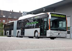 Mercedes-Benz Citaro G CNG 30000th 2010 года