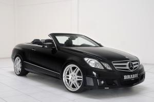 2010 Mercedes-Benz E-Class Cabriolet by Brabus
