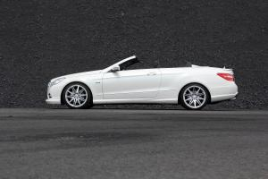 2010 Mercedes-Benz E-Class Cabriolet by Carlsson