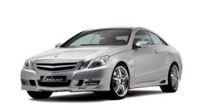 2010 Mercedes-Benz E-Class Coupe by Lorinser
