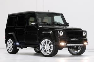 2010 Mercedes-Benz G V12 S Biturbo Widestar by Brabus