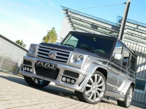 2010 Mercedes-Benz G-Class Streetline Sterling by ART
