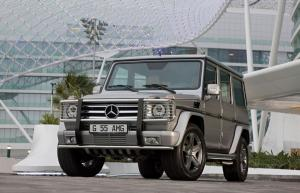 2010 Mercedes-Benz G55 AMG Edition 79