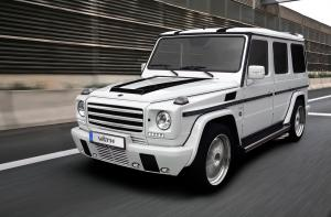 2010 Mercedes-Benz G55 AMG V58k by VATH
