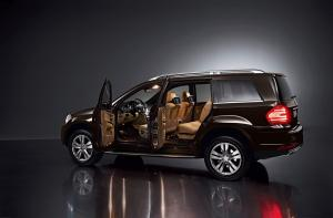 2010 Mercedes-Benz GL350 CDI 4Matic