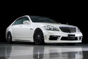 Mercedes-Benz S-Class Black Bison Edition by Wald 2010 года
