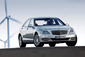 Mercedes-Benz S250 CDI BlueEFFICIENCY 2010 года