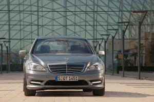 2010 Mercedes-Benz S350 BlueTEC