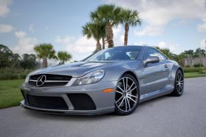 2010 Mercedes-Benz SL65 AMG Black Series by RENNtech
