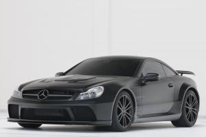 2010 Mercedes-Benz SL65 AMG T65 RS Black Series by Brabus