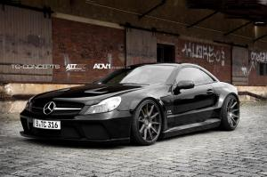 2010 Mercedes-Benz SL65 by TC-Concepts