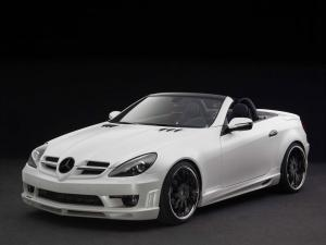 2010 Mercedes-Benz SLK-Class R171 Final Performance RS Edition by Piecha Design
