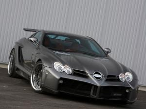 2010 Mercedes-Benz SLR McLaren Desire by FAB Design