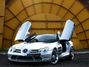Mercedes-Benz SLR McLaren Roadster by Edo Competition 2010 года