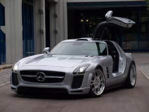 2010 Mercedes-Benz SLS AMG by FAB Design