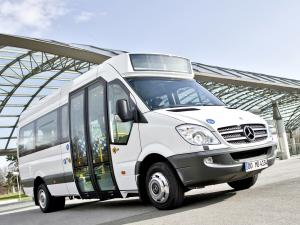 2010 Mercedes-Benz Sprinter City 35