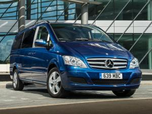 Mercedes-Benz Viano 2010 года (UK)