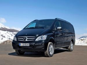 Mercedes-Benz Viano 4Matic 2010 года
