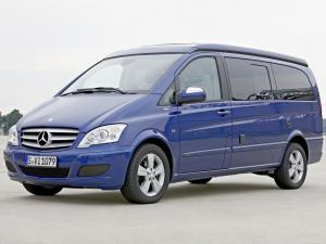 Mercedes-Benz Viano Marco Polo by Westfalia 2010 года