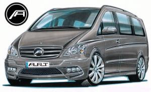 2010 Mercedes-Benz Viano by ART