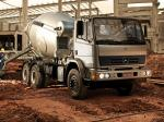 Mercedes-Benz Atron 2729 Mixer 2011 года