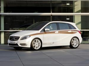 Mercedes-Benz B-Class E-Cell Plus Concept 2011 года