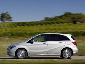 2011 Mercedes-Benz B180 BlueEFFICIENCY