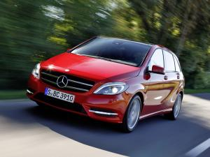 2011 Mercedes-Benz B180 CDI BlueEFFICIENCY