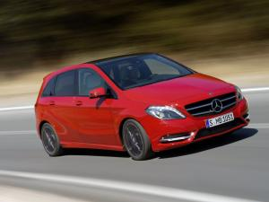 2011 Mercedes-Benz B200 BlueEFFICIENCY