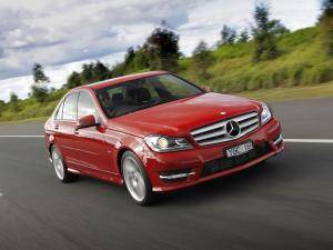 Mercedes-Benz C250 AMG Sports Package 2011 года