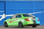 Mercedes-Benz C63 AMG BlueGreen Eliminator by Wimmer RS 2011 года