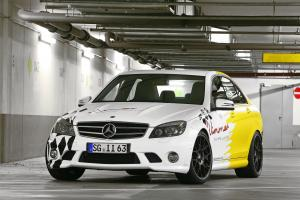 Mercedes-Benz C63 AMG Performance by Wimmer RS 2011 года