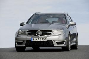 Mercedes-Benz C63 AMG Station Wagon 2011 года