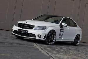 2011 Mercedes-Benz C63 AMG White Edition by Kicherer