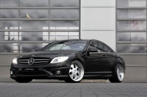 Mercedes-Benz CL-Class by MAE Design 2011 года