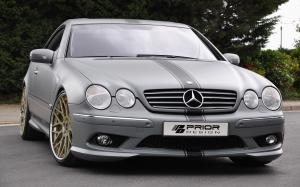 2011 Mercedes-Benz CL-Class by Prior Design