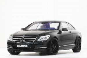 2011 Mercedes-Benz CL500 by Brabus